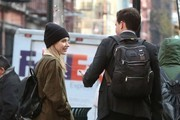 Imogen Poots Spotted Out And About In New York