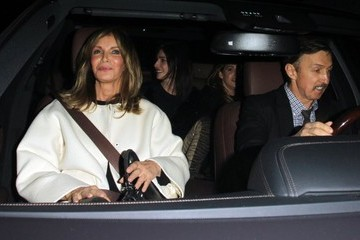 Jaclyn Smith Celebrities Dine out at Craig's Restaurant