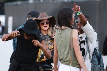 Jaden Smith Celebs At Day 1 Week 2 Of Coachella