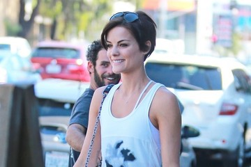 Jaimie Alexander Jaimie Alexander Lunches At Froma