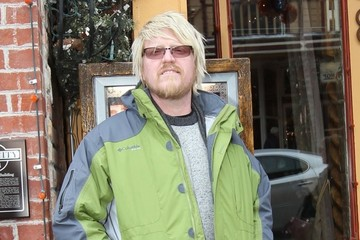 Jake Busey Celebrities At The 2015 Sundance Film Festival