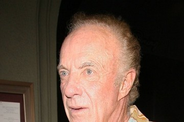 James Caan Celebs Get Dinner at Craig's