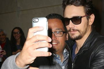James Franco James Franco Drops by the 'Today' Show