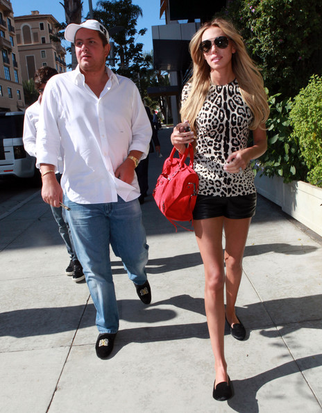 James Stunt Socialite Petra Ecclestone and her husband James Stunt out ...
