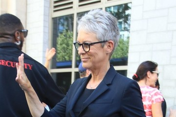 Jamie Lee Curtis Celebrities Are Seen at Comic-Con International 2016 in San Diego - Day 2