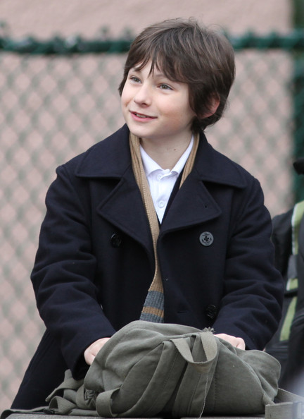 jared gilmore twin sister