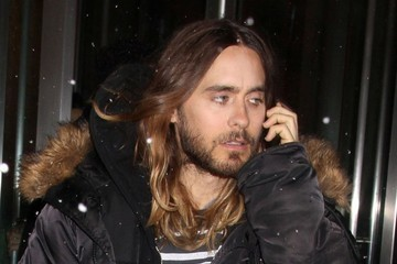 Jared Leto Jared Leto Steps Out in NYC