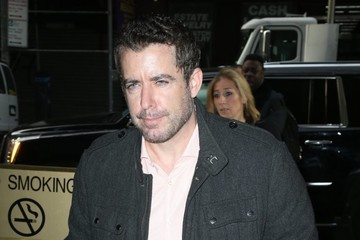 Jason Jones Celebrities At 'The Today Show'