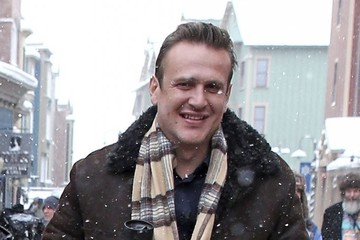 Jason Segel Celebrities Are Seen Out and About at the 2017 Sundance Film Festival