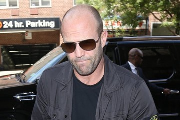 Jason Statham Jason Statham Out in NYC