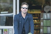 Jason Trawick Out Grocery Shopping In Calabasas