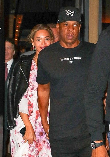Beyonce and Jay-Z Go Out for Dinner in NYC