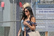 Jenna Dewan Lunches with a Friend