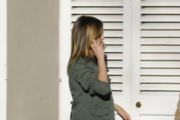 Jennifer Aniston Jennifer Aniston Is Seen Out in West Hollywood