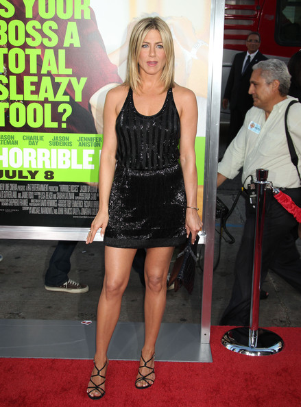 "Jennifer Aniston Celebrities attend the ""Horrible Bosses"" Los Angeles premiere at Grauman's Chinese Theatre in Hollywood, CA."