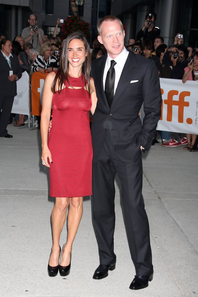 paul bettany in jennifer connelly attending 39 creation 39 premiere in toronto 1 of 2 zimbio. Black Bedroom Furniture Sets. Home Design Ideas