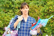 Jennifer Garner Runs Errands in Brentwood