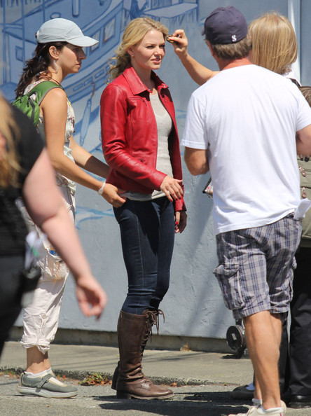 Jennifer Morrison Pictures - 'Once Upon a Time' Films in ...