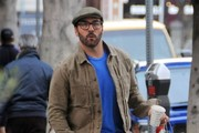 Jeremy Piven Out for Lunch
