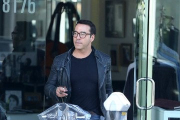 Jeremy Piven Jeremy Piven Lunches in West Hollywood
