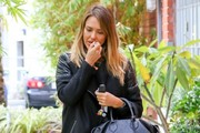 Jessica Alba Out For Lunch In Santa Monica