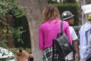 Jessica Alba Spends The Day With Her Girls