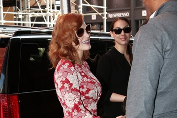Jessica Chastain Jessica Chastain Out and About in NYC