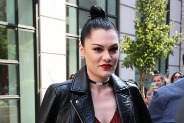 Jessie J Singer Jessie J Steps out in NYC