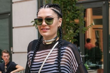 Jessie J Jessie J Steps out in New York City