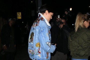 Jessie J Celebrities Enjoy A Night Out At The Nice Guy
