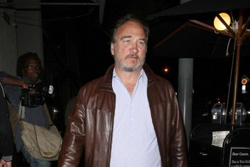 Jim Belushi Celebrities Dine Out at Craig's Restaurant