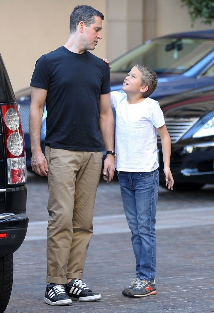 Pics Photos - Deacon Phillippe Jim Toth Tennessee Toth ... Ryan Phillippe Children