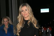 Joanna Krupa Dines Out At Catch