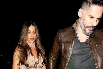 Joe Manganiello Sofia Vergara Dines Out At Catch With Joe Manganiello