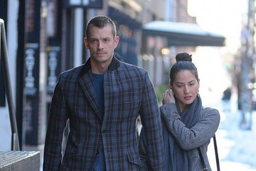 Joel Kinnaman Olivia Munn and Joel Kinnaman Spend Valentine's Together