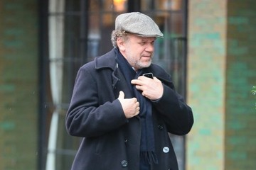 John C. Reilly John C. Reilly Steps Out in NYC