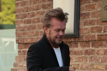 John Mellencamp Celebrities Out and About in New York