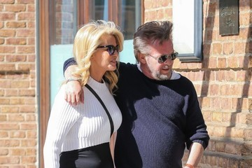 John Mellencamp John Mellencamp and Girlfriend Christie Brinkley Spend Time in Tribeca