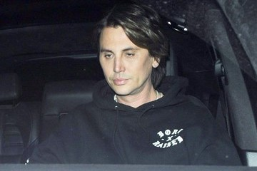 Jonathan Cheban Jonathan Cheban Dines Out In London