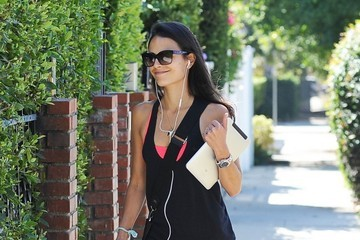 Jordana Brewster Jordana Brewster Out in West Hollywood