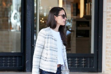 Jordana Brewster Jordana Brewster Shops at Barneys New York