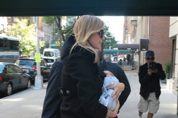 Joseph Kushner Ivanka Trump Brings Her New Baby Home