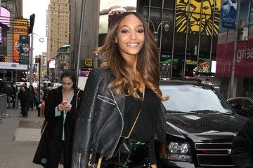 Jourdan Dunn Jourdan Dunn Visits 'Good Morning America'