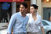 Julianna Margulies and Kieran Lieberthal Photos Photo