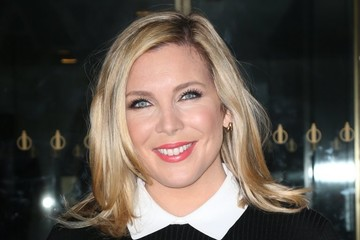 June Diane Raphael Celebrities At 'The Today Show' In NYC on March 27, 2017