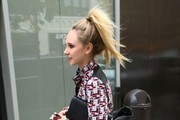 Juno Temple Spotted Out in NYC