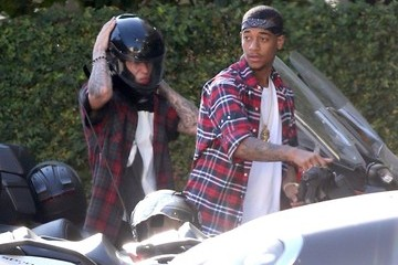 Justin Bieber Justin Bieber Out with His Friends