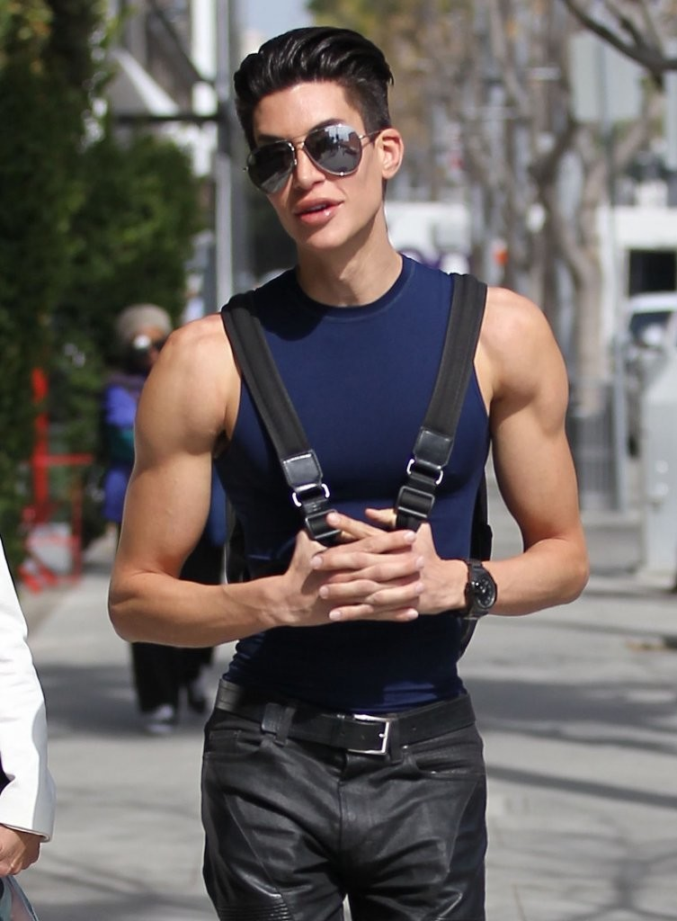 See What Human Ken Doll Justin Jedlica Looked Like