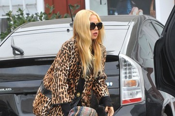 Kai Berman Rachel Zoe Takes Her Sons Out For Lunch