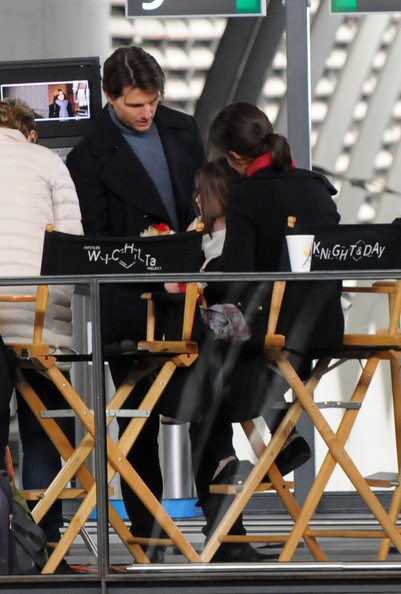 tom cruise and katie holmes and suri. Tom Cruise Katie Holmes and